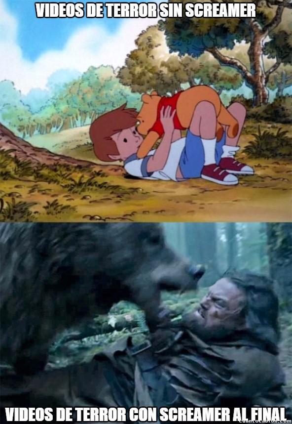 Bear_leo - Las cosas pueden pasar de así