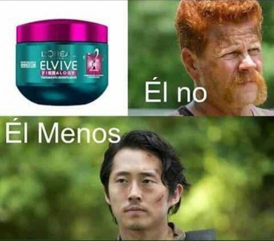 Meme_otros - Elvive y sus variantes