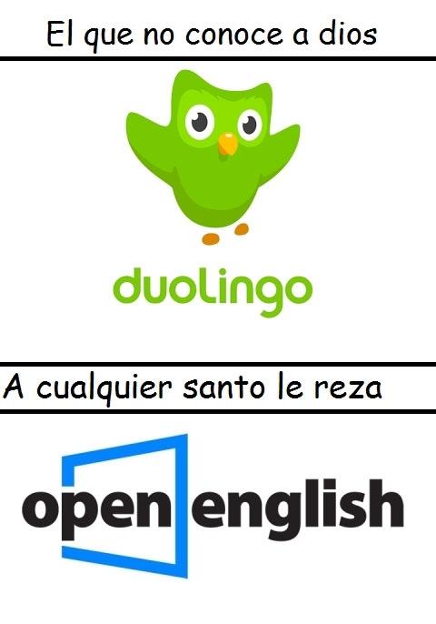 Otros - Un verdadero maestro del inglés