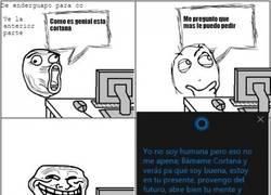 Enlace a ¡Esta Cortana tiene mucho flow!