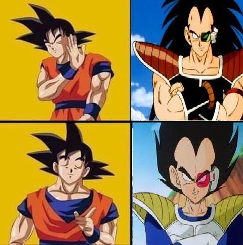 Otros - Goku es muy raro