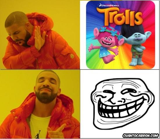 Trollface - Porque sólo un concepto es el definitivo
