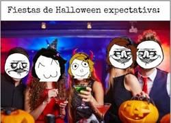 Enlace a La realidad de las fiestas de Halloween
