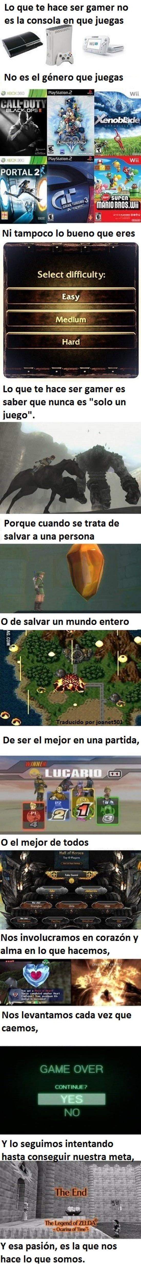 Otros - Gamers...
