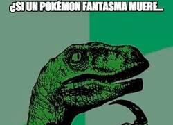 Enlace a La gran incógnita de Pokémon