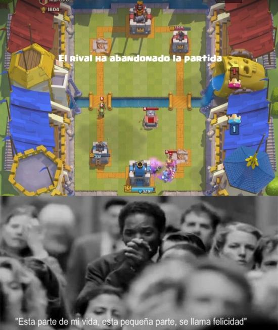 Meme_otros - La felicidad que nos puede dar Supercell