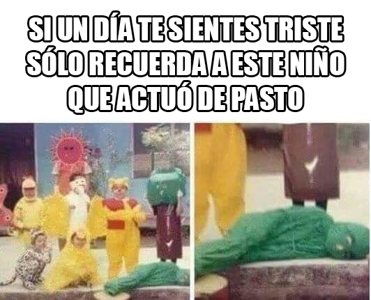 Meme_otros - Imposible sentirse peor...