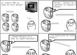 Enlace a La WWE también es divertida...