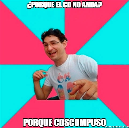 Bad_joke_deivid - El problema del CD