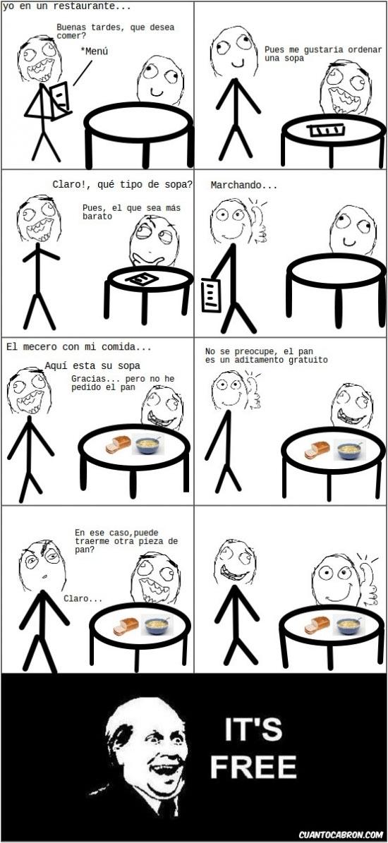 Its_free - El pan de cada mesa...