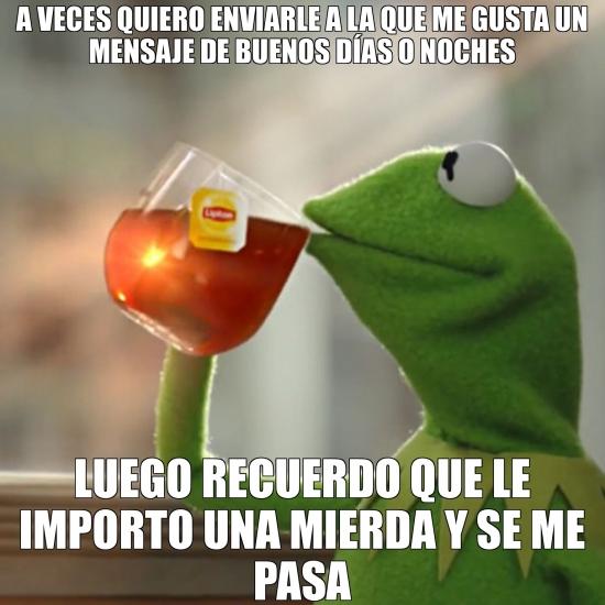 Meme_otros - No vale la pena... :(