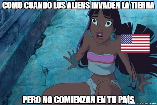 Meme_otros - Siempre en Estados Unidos...