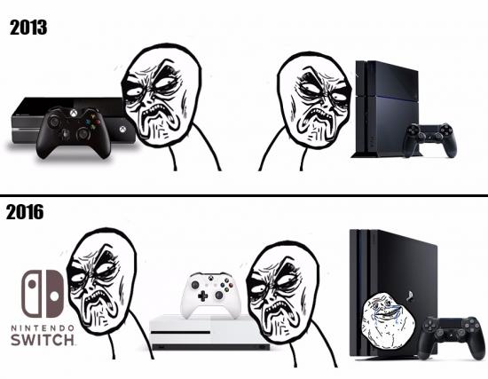 Infinito_desprecio - Nadie quiere la PS4 Pro
