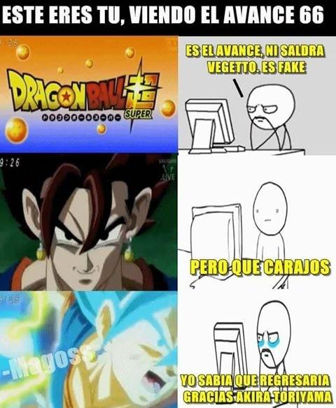 Otros - El mejor momento de Dragon Ball Super ha llegado
