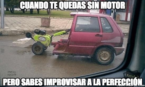 Meme_otros - Improvisando ante problemas inmediatos