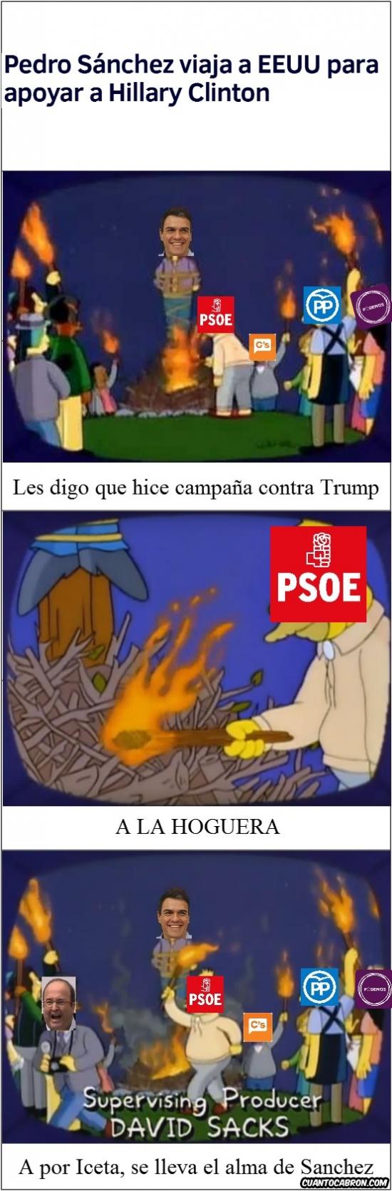 Otros - Sánchez después de las elecciones de EE.UU