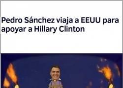 Enlace a Sánchez después de las elecciones de EE.UU