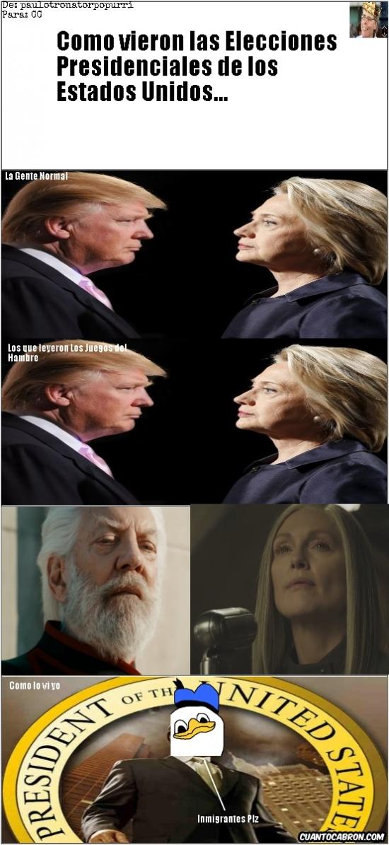 Dolan - Elecciones de EEUU según la perspectiva