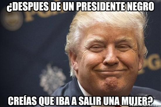 Meme_otros - Trump lo tenía claro