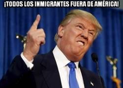 Enlace a Trump y los inmigrantes