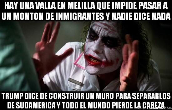 Joker - Simplemente españoles...
