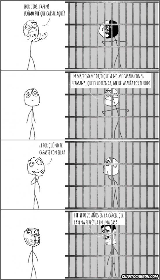 Lol - Casamiento o cárcel
