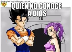 Enlace a Vegetto DBM Vs Vegetto DBS