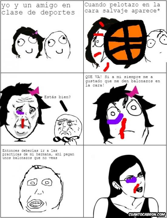 Are_you_serious - No te voy a mentir, ¡me encantan los balonazos!