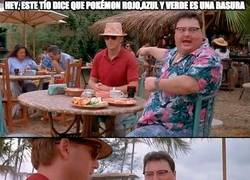 Enlace a Te has metido con un ser superior en Pokémon