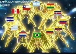 Enlace a ¡Latinoamérica al ataque!