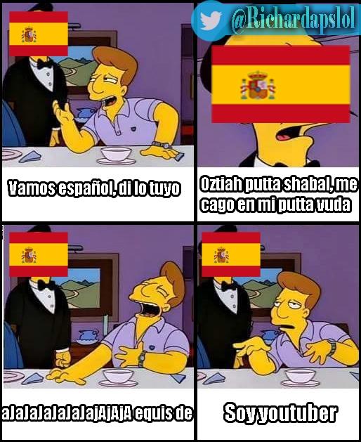 Meme_otros - El nuevo trabajo de los españoles