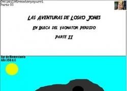 Enlace a Las Aventuras de Losko Jones: En Busca del Yaonator Perdido Parte 2