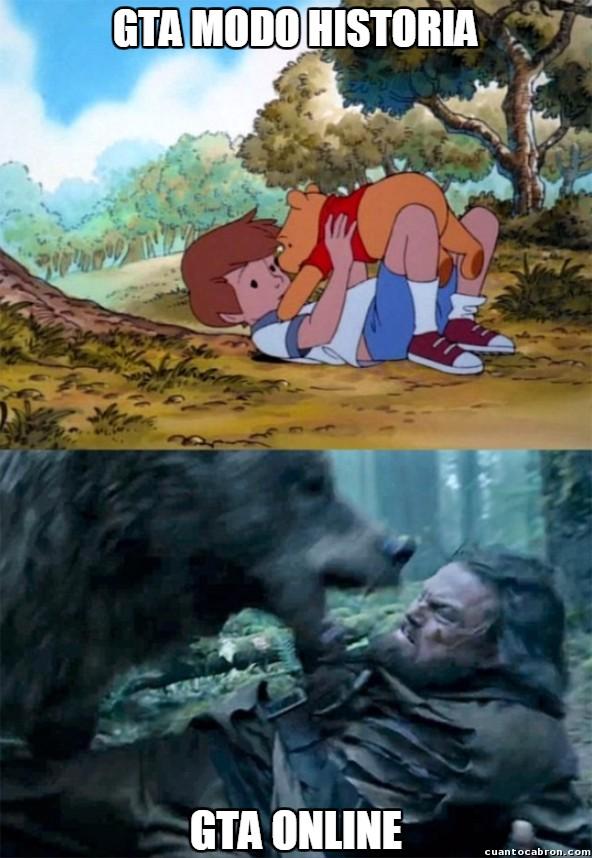 Bear_leo - El juego cambia mucho