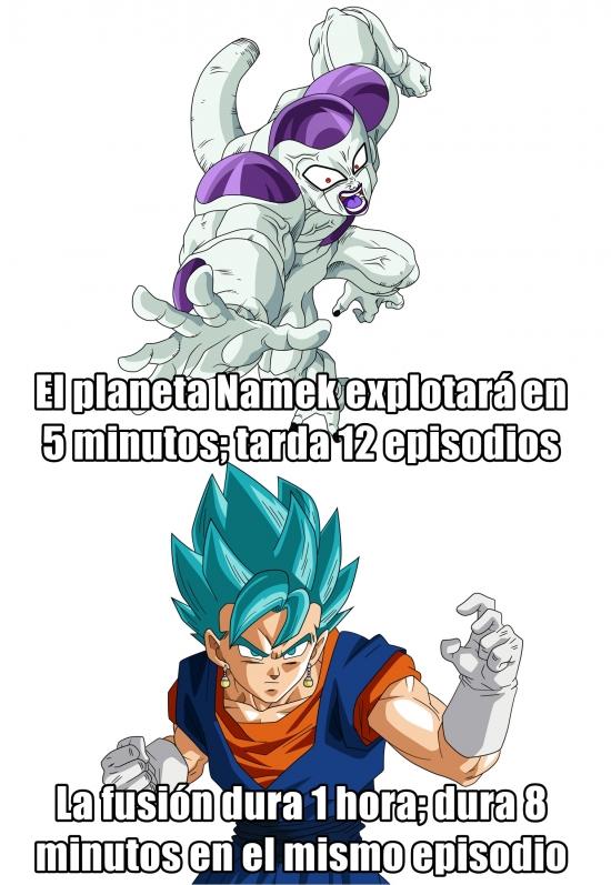 Meme_otros - Dragon Ball y su concepción del tiempo