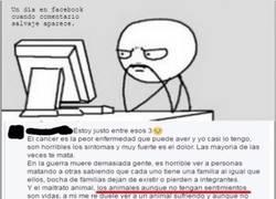 Enlace a Las animaladas que se suelen leer en Facebook...