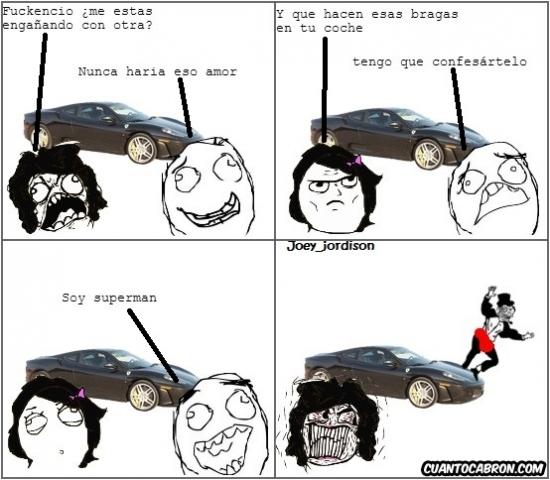Trolldad - La verdad del coche