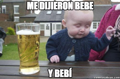 Bebe_borracho - Hizo lo que le dijeron...