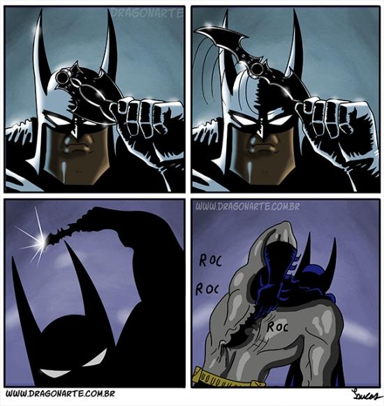 Otros - Para algo deben servir además de combatir villanos