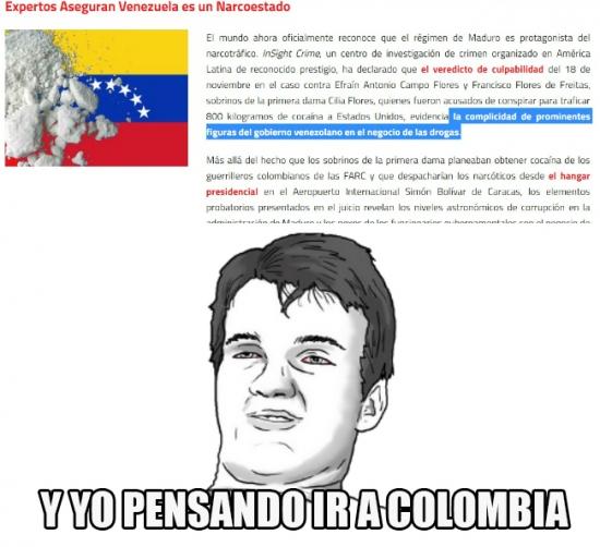 Otros - Venezuela... ¿Eres tú?