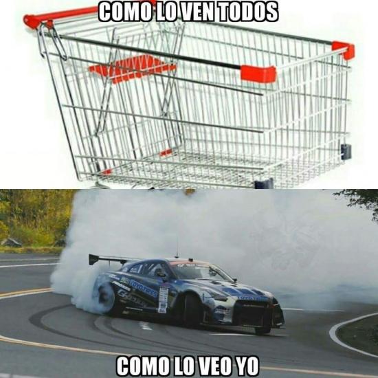Meme_otros - Ese gran coche de carreras
