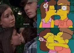 Enlace a Los Simpson lo han predicho de nuevo