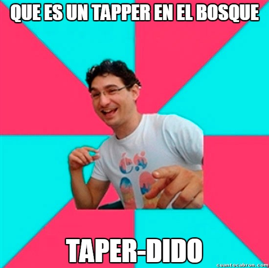 Bad_joke_deivid - Tapeeeeer,donde estaaas