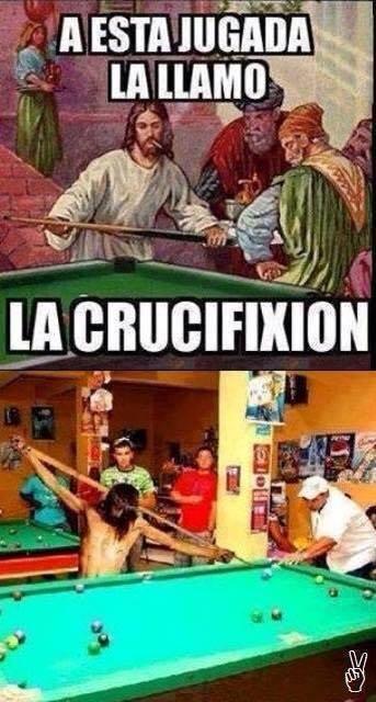 Good_guy_jesus - La Crucifixión