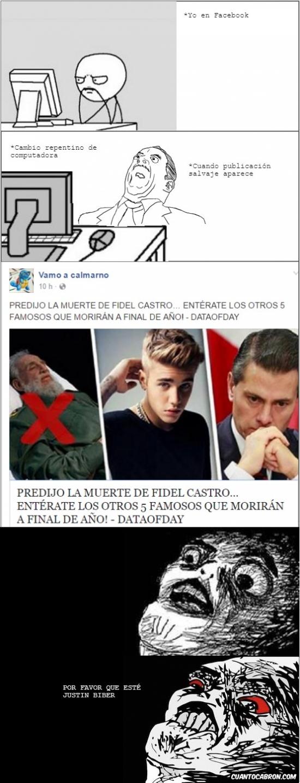 Inglip - ¡La persona que predijo la muerte de Fidel Castro dijo más personas que morirán!