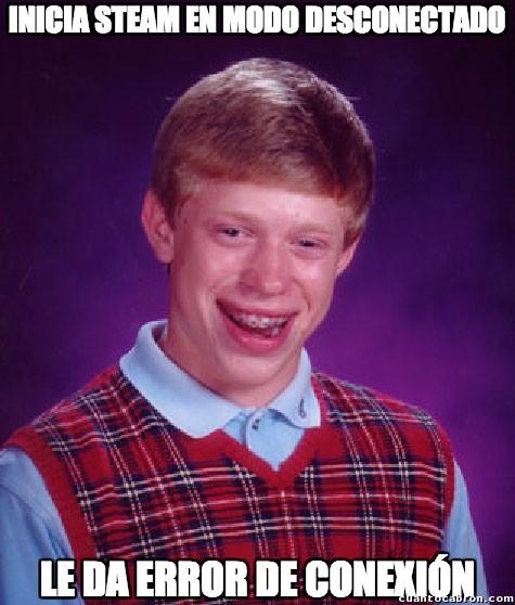 Bad_luck_brian - Lo que no le pase a Brian...