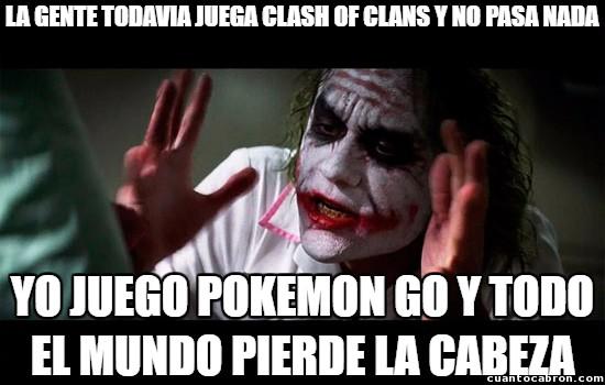 Joker - ¡Juego porque me gusta!