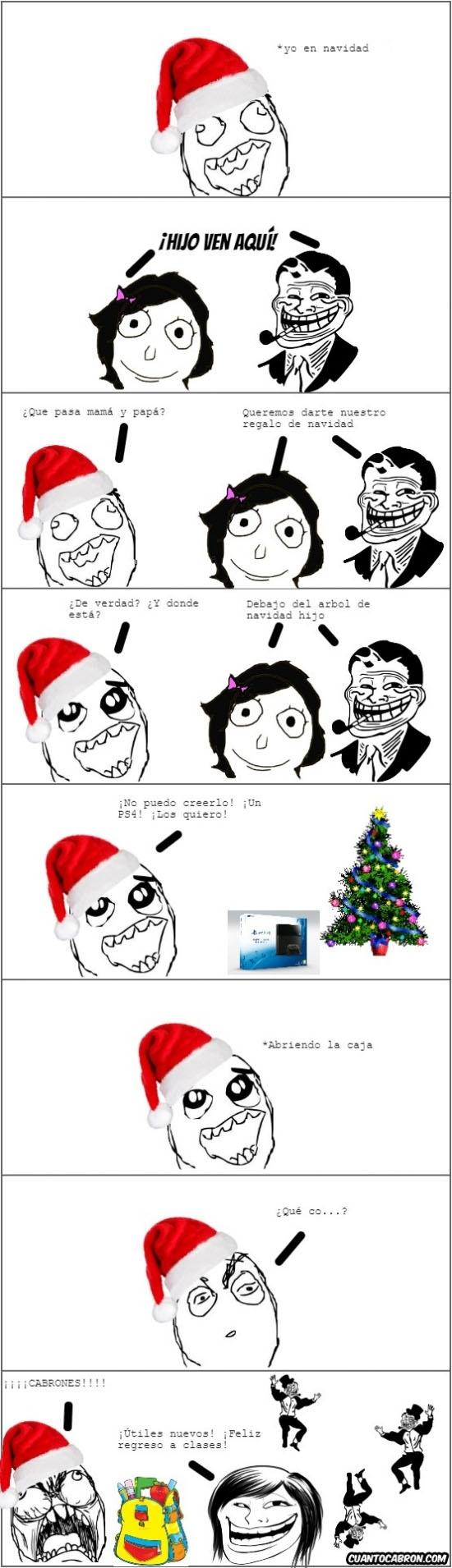 Trolldad - Los padres troll en Navidad