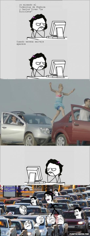 Yao - ¡Shakira no es la única que puede!