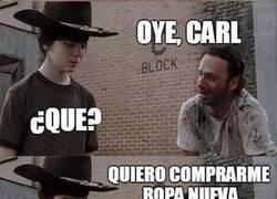 Enlace a Sigue la pesadilla de Carl