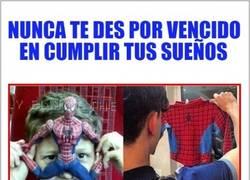 Enlace a El actor de Spiderman bien lo sabe